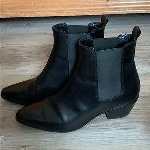 Saint Laurent Booties